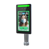 Face Recognition & Temperature Measurement Terminal IP 65 Rated - Lilliput TMT-8