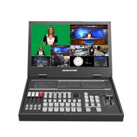 PVS0615U - 6 Channel USB Streaming Video Switcher for YouTube / Twitch / Zoom
