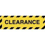 Clearance Monitors