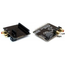 Odroid C1+/C2 HiFi Shield