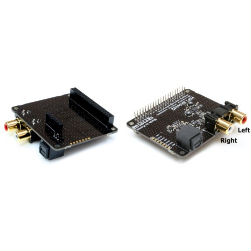Odroid C1+/C2 HiFi Shield 2