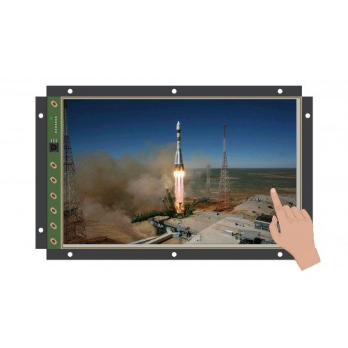 "Lilliput OF669/C/T - 7"" openframe HDMI Touchscreen monitor"