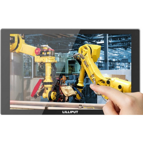 "LILLIPUT 10.1/"" FA1014-NP//C IPS HDMI VGA DVI monitor with DSLR or Security system"