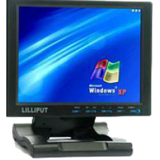 "Lilliput FA1042-NP/C/T - 10"" VGA touchscreen monitor"