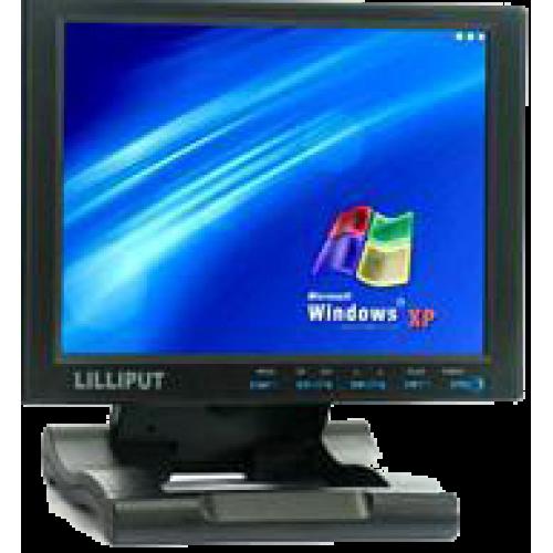 "Lilliput FA1042-NP/C/T - 10"" VGA touchscreen monitor"