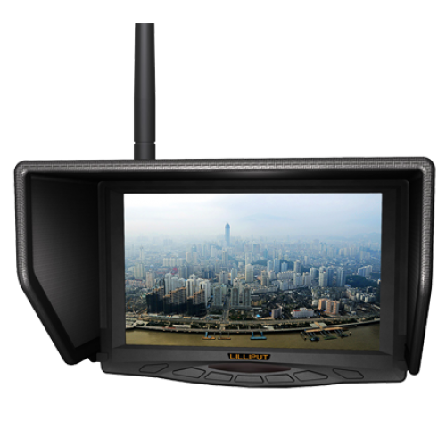 "*CLEARANCE* Lilliput 329/W - 7"" FPV monitor"