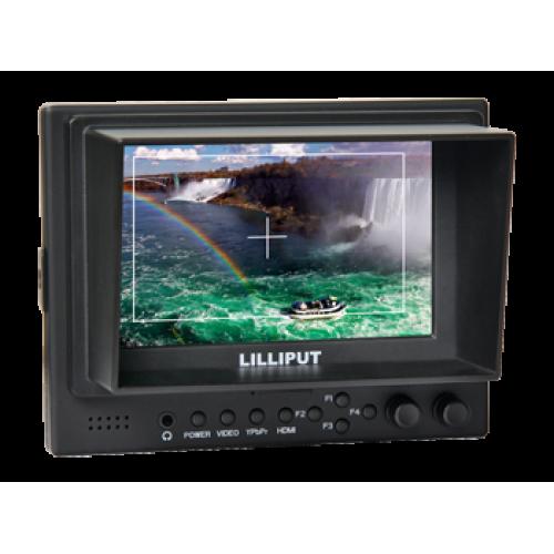 """Lilliput 569-O/P - 5"""" HDMI field monitor"""