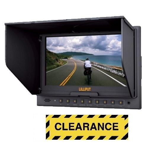 """Lilliput 5D-ii/O/P - 7"""" HDMI field monitor"""