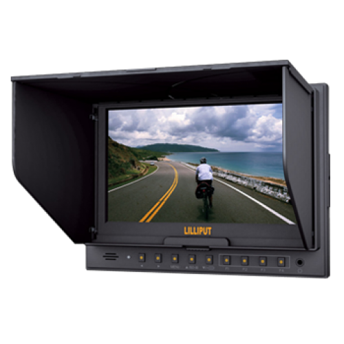 "Lilliput 5D-ii/O/P - 7"" HDMI field monitor"