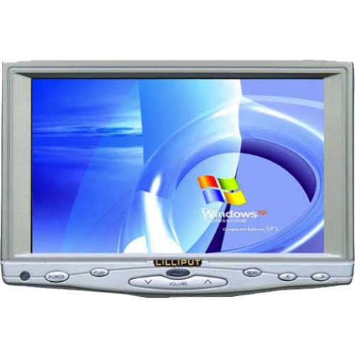 "Lilliput 619GL-70NP/C/T - 7"" VGA touchscreen monitor"