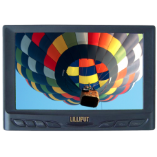 "Lilliput 629GL-70NP/C/T - 7"" VGA touchscreen monitor"