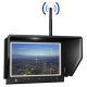 "Lilliput 664/W - 7"" Analogue Wireless IPS monitor"