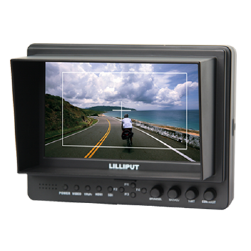 "Lilliput 665-O/P - 7"" HDMI field monitor"