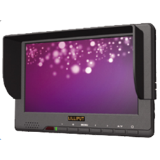 "Lilliput 667GL-70NP/H/Y - 7"" HDMI field monitor"