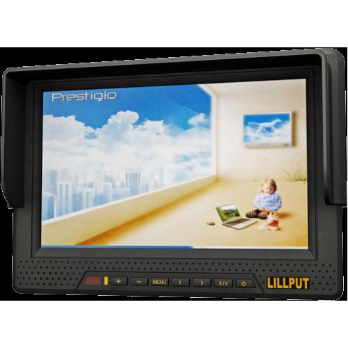 """Lilliput 668GL-70NP/H/Y - 7"""" HDMI field monitor"""