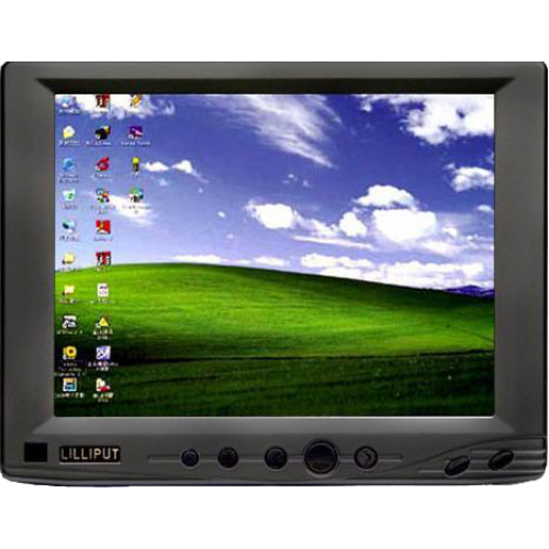 "*CLEARANCE* Lilliput 809GL-80NP/C - 8"" VGA monitor"