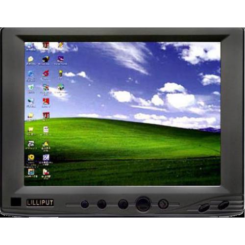 "Lilliput 809GL-80NP/C/T - 8"" VGA touch screen monitor"
