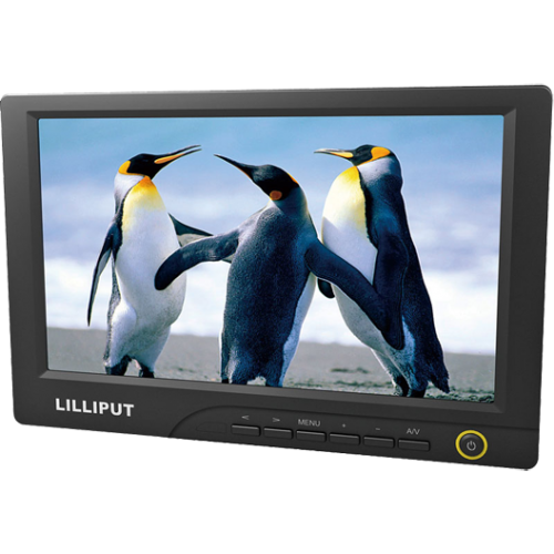 "Lilliput 869GL-80NP/C/T - 8"" HDMI touchscreen monitor"