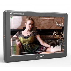 "Lilliput A8s - 8.9"" 4K HDMI / SDI Monitor Unit"