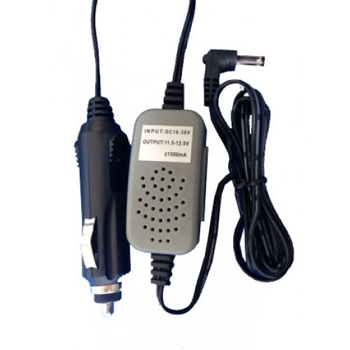 Step Down 24V - 12V Car Power Adaptor for Lilliput Monitors