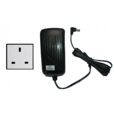 Replacement 12V Adaptor (UK Plug Fitting)