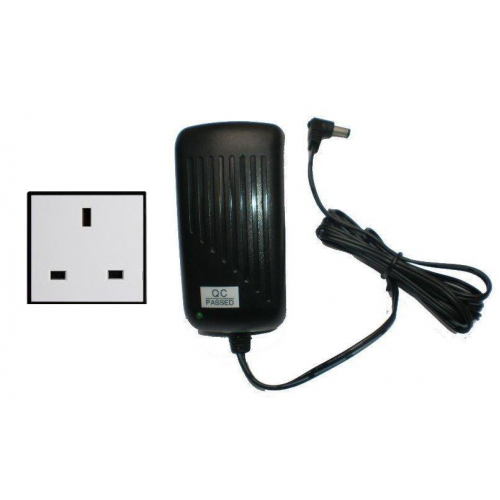 Replacement 5V Adaptor (UK Plug Fitting)