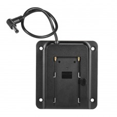 Sony F970 to VESA 75 Battery Plate for Lilliput Monitors