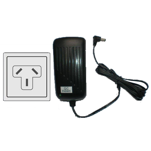 Replacement 12V Adaptor (AUS Plug Fitting)