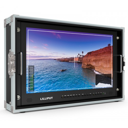 "Lilliput BM230-4KS - 23.8"" 4K monitor with 3D LUTS and HDR"