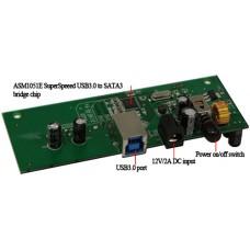Odroid USB3.0 to SATA3 interface kit
