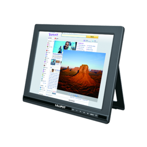 "Lilliput FA1000-NP/C/T - 9.7"" HDMI Touchscreen monitor"