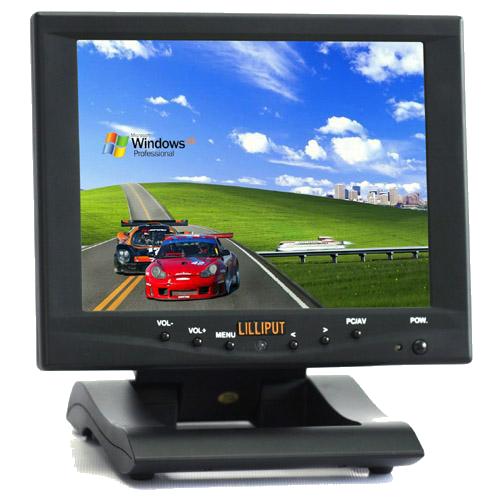 "Lilliput FA801-NP/C/T - 8"" VGA touch screen monitor"