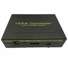 HDMI Audio Splitter / Extractor - HDMI Passthrough with Audio Separation