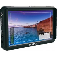 "Lilliput A5 - 5"" 4K HDMI Field Monitor"