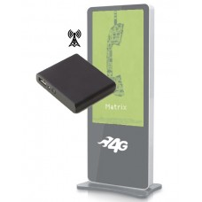 4G HD Plug and Play Looping Media Player for Digital Signage