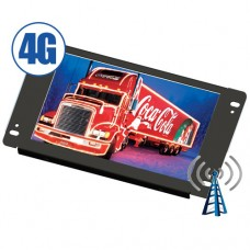 "Lilliput AD801/4G- 8"" openframe 4G advertisement media player"