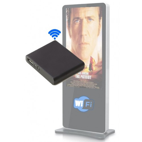 Wifi HD Looping Kiosk Media Player for Advert Playback