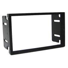 Bybyte / Liymo ABS629701-B - Double DIN Metal LCD frame for Lilliput 669 monitor