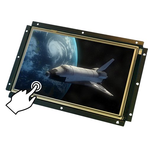 "Lilliput OF869/C/T - 8"" openframe HDMI touchscreen monitor"