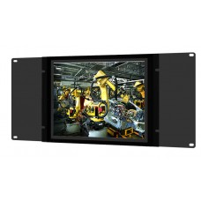 "19"" Rackmount bracket for Lilliput TK1500 monitor"