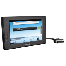 "Lilliput PC7106 - 7"" Capacitive Touchscreen Panel PC with ARM9 1000MHz Quad Core processor"