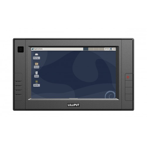 "Lilliput PC7106-PRO - 7"" Android 9 Panel PC w/ Capacitive Touch Screen"