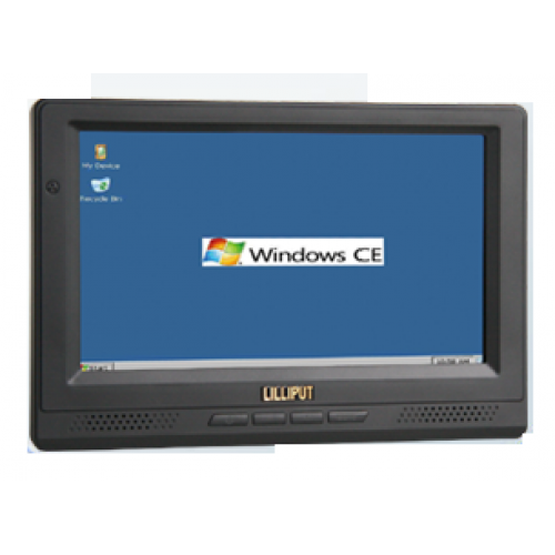 "Lilliput PC-855 - 8"" panel PC with 500MHz processor"