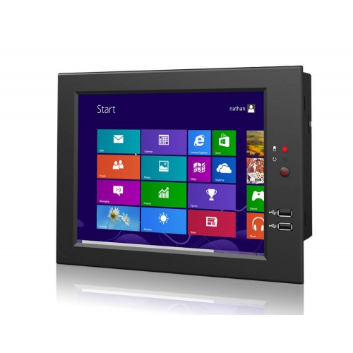 "Lilliput PC-1041 - 10"" panel PC with 1.86GHz dual core processor"