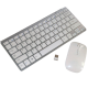 Raspberry Pi Compatible Wireless Keyboard and Mouse Set