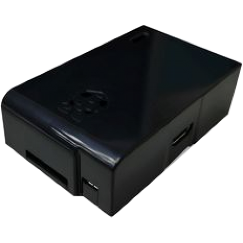 Raspberry Pi Case - Black