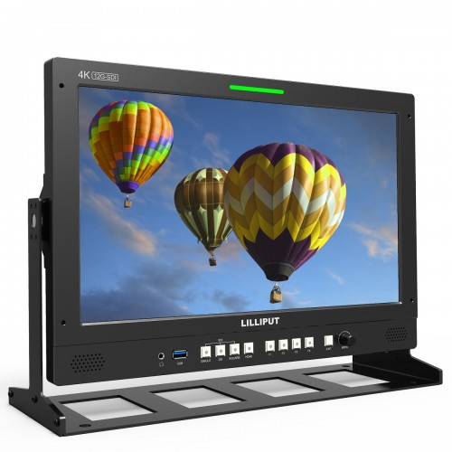 "Lilliput Q15 - 15.6"" 12G SDI Monitor (with Optional Fiber input)"