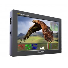 "Lilliput Q7 Pro - 7"" HDR / LUT with HDMI / SDI Converter"