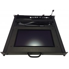 "Lilliput RM-1330 - 13.3"" HDMI 19"" 1RU Rack Drawer Monitor"