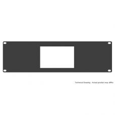 "19"" 4U Single Panel Rackmounting Bracket - For OF669 monitor"